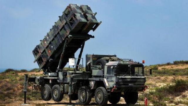 România a achiziţionat a treia tranşă de rachete pentru sistemul Patriot, în valoare de 85 de milioane de dolari