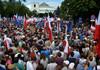Grevă şi protest de stradă în Polonia: profesorii cer salarii mai mari