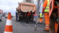 Un nou termen pentru finalizarea reparației a 80 km de drum care trebuiau să fie date în exploatare în 2016