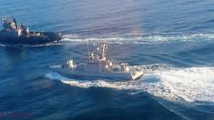 Incidentul de la Kerci | Marinarii ucraineni capturați de Rusia vor rămâne încă trei luni în arest