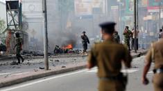 O nouă explozie a avut loc într-un oraş din apropierea capitalei din Sri Lanka
