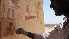 Egipt | Un vast mormânt datând din perioada Noului Regat Egiptean, dezvăluit în Luxor