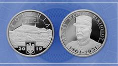 Banca Națională a României lansează o monedă din argint cu tema