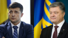 Poroşenko îi cere lui Zelenski să înlăture zvonurile privind capitularea în faţa Rusiei
