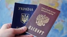Rusia a acordat cetățenie unui număr de 125.000 de locuitori din estul separatist al Ucrainei, în ultimele șapte luni