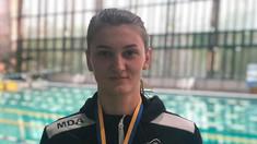 Înotătoarele Tatiana Chișca și Tatiana Salcuțan au devenit campioane ale Ucrainei