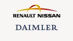 Daimler renunţă la parteneriatul cu Renault şi Nissan
