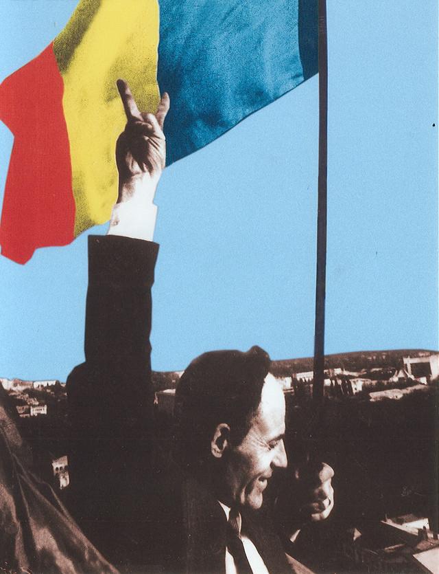 Ziua Tricolorului în R.Moldova. Pe 27 aprilie 1990 drapelul național a fost arborat pe clădirea Parlamentului în Chișinău (FOTO)
