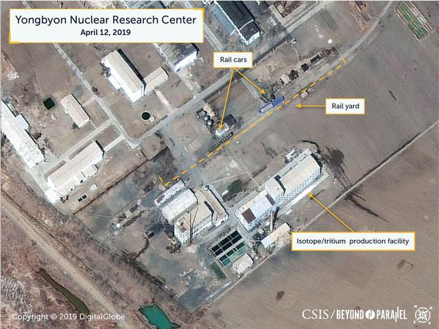 Imaginile care îngrijorează comunitatea internațională. Ce se întâmplă la reactoarele nucleare din Coreea de Nord