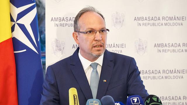 Daniel Ioniță   România respectă pe deplin prevederile Constituționale ale R. Moldova și știe că decizia de avansare în cooperarea sa cu NATO aparține exclusiv Chișinăului
