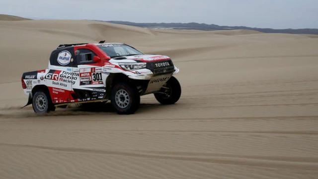Raliul Dakar va avea loc în Arabia Saudită începând din 2020
