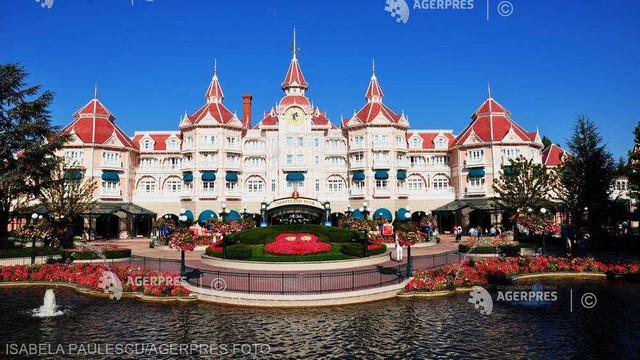 Disneyland Paris interzice paiele din plastic şi doreşte să îşi valorifice mai bine deşeurile