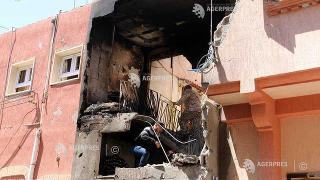 Libia: Peste 200 de morţi în două săptămâni de lupte în jurul capitalei Tripoli (OMS)