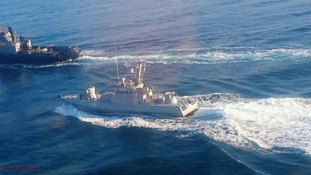 Rusia condamnă intenția Kievului de a apela la Tribunalul Internaţional pentru Dreptul Mării al ONU referitor la arestarea marinarilor ucraineni