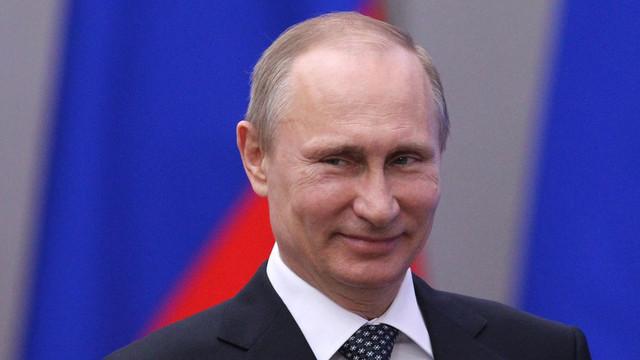 Putin vrea să cunoască poziția lui Zelenski despre războiul din Donbas și nu exclude o întâlnire cu noul președinte al Ucrainei