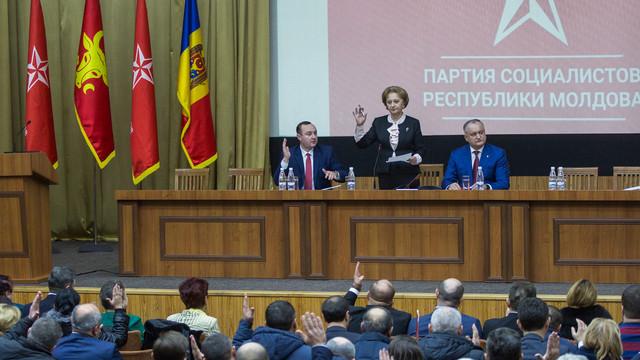 Socialiștii vor examina la Consiliul Republican, începând cu ora 15.00, subiectele propuse pentru formarea majorității parlamentare