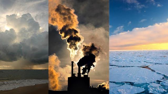 NASA confirmă că suprafaţa Pământului se încălzeşte din cauza schimbărilor climatice