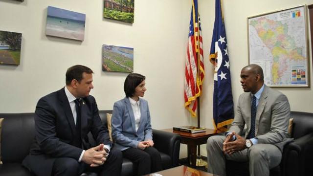 Liderii blocului ACUM s-au întâlnit cu ambasadorii SUA, UE și Federației Ruse