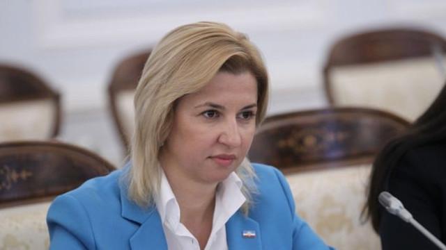 Irina Vlah, înregistrată în calitate de candidat independent la funcția de bașcan al Găgăuziei. Cine-i va prelua atribuțiile