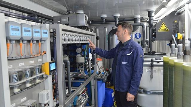 Prima stație de tratare a levigatului, pusă în funcțiune la Chișinău