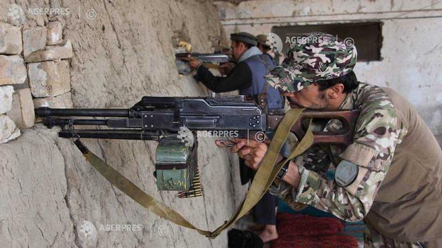 Afganistan   Forțele guvernamentale au respins o ofensivă