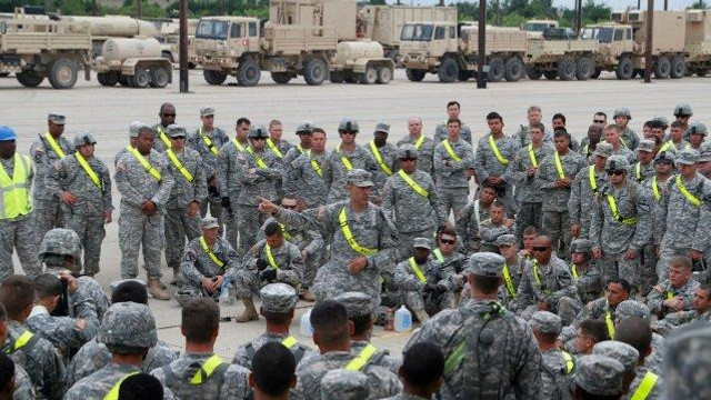 150 de militari de elită din Armata SUA se deplasează în Ucraina pentru a antrena militari ucraineni