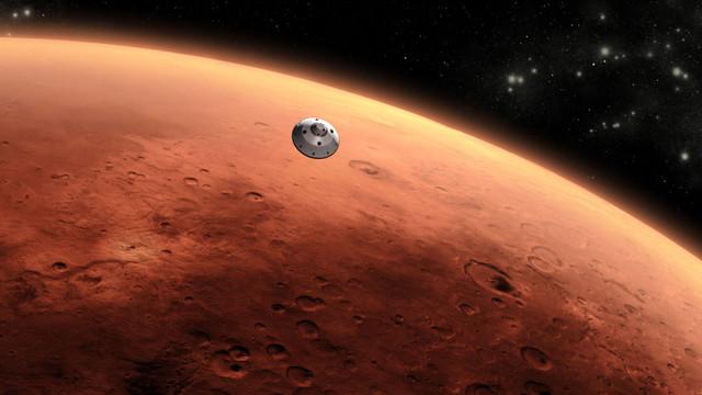Cercetătorii au elucidat unul dintre misterele bizare ale planetei Marte după două decenii