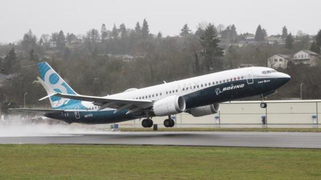 Boeing pierde un miliard de dolari în criza avioanelor 737 MAX