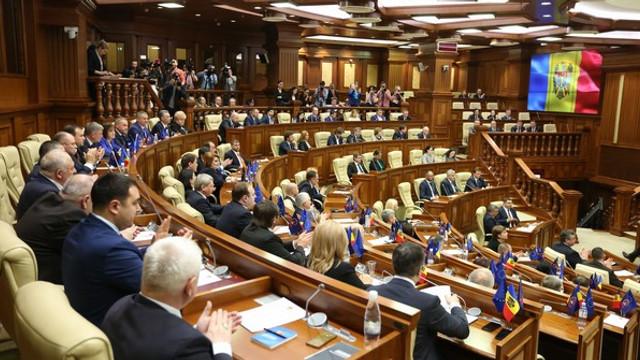 Andrei Năstase: Dacă nu reia ședința Parlamentului va trebui să-l reclamăm penal pe Eduard Smirnov