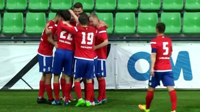 Sfântul Gheorghe, la un pas de finala Cupei Moldovei