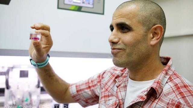 Premieră medicală în Israel | Cercetătorii au printat în 3D o inimă miniaturală folosind țesut uman