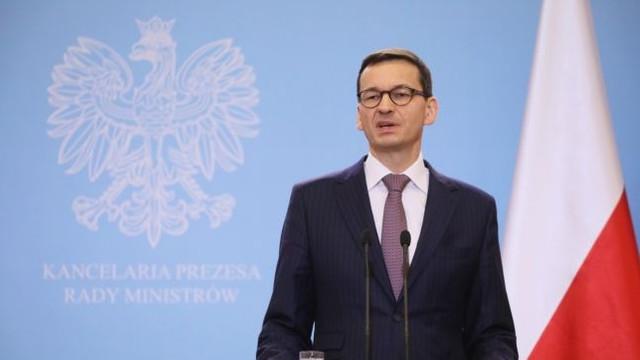 Premierul Poloniei pune semnul egal între cumpărarea gazului rusesc şi achiziția de arme de la Vladimir Putin