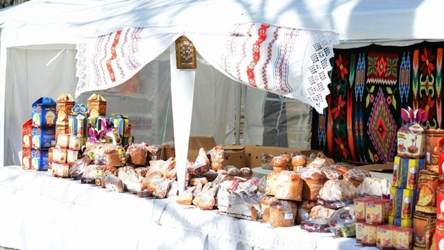 Unde vor fi organizate iarmaroacele de Paști în Chișinău