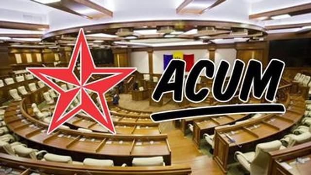 Juristul socialiștilor propune ca PSRM și Blocul ACUM să încheie un contract de colaborare. Reacția unui deputat al Blocului ACUM