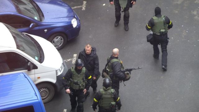 Ofiţerii de securitate din Ucraina au destructurat o grupare teroristă aparţinând serviciilor speciale ruseşti