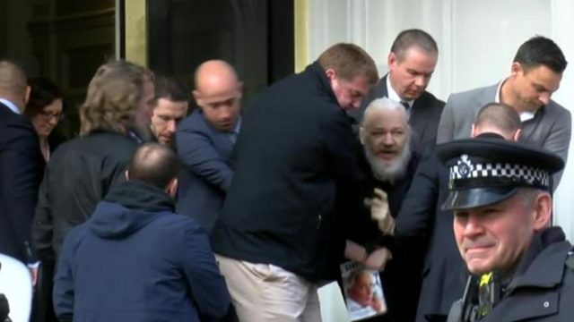 Bloomberg: Fondatorul WikiLeaks, întemniţat într-un penitenciar cunoscut drept