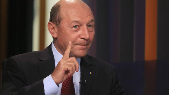 Unirea se face cu cetățenie română, declară Traian Băsescu cu ocazia alegerilor europarlamentare