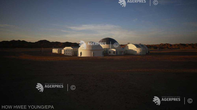 China: O bază spaţială educativă, care simulează condiţiile de pe Marte, inaugurată în deşertul Gobi