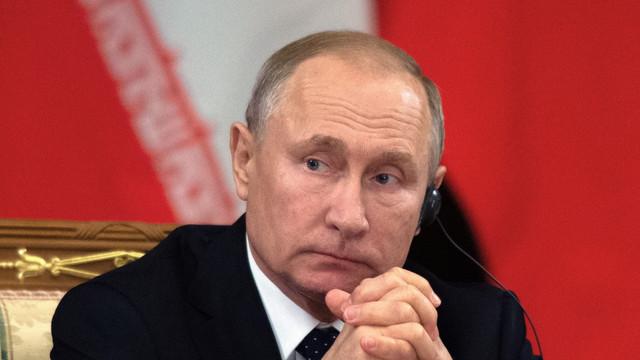 Vladimir Putin, la parada militară de Ziua Victoriei, numește Kievul