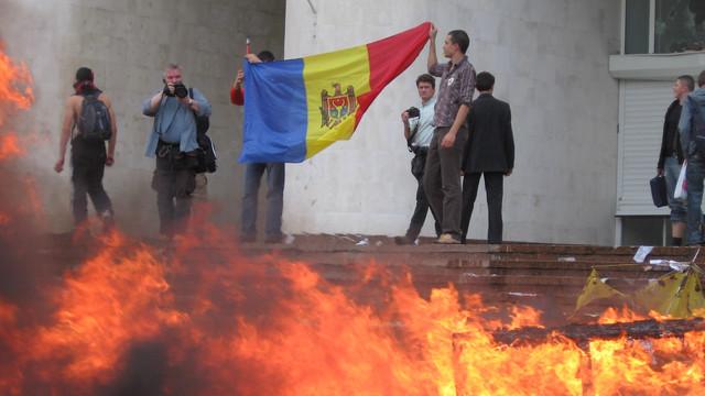 """Mesajul lui Igor Dodon cu ocazia celor 10 ani de la manifestațiile din 7 aprilie 2009: """"Lovitură de stat"""" și """"nu trebuie să se repete"""""""