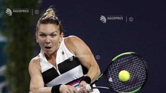 Tenis: Clasamentul WTA - Simona Halep, în continuare pe locul al doilea
