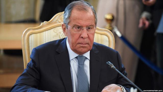 """Serghei Lavrov: Problema """"reunirii Crimeei cu Rusia"""