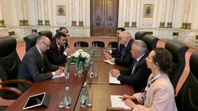 Ministrul român al Energiei: România va sprijini R.Moldova în realizarea proiectelor de infrastructură energetică