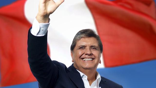 Fostul preşedinte Alan Garcia a decedat