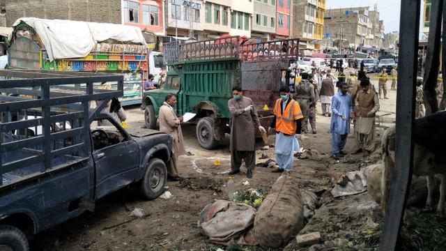 Atentatul din Pakistan | Autoritățile anunță un nou bilanț al persoanelor decedate și rănite