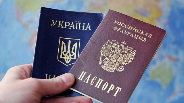 Autorităţile din Ucraina asigură că pot obține date despre cetățenii care acceptă pașapoarte rusești