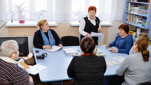 Zeci de educatori din regiunea găgăuză, instruiți cum să reacționeze la cazurile de violență