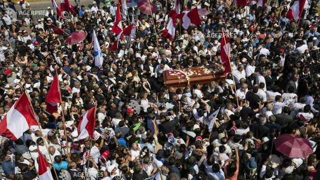 Peru | Acuzat de corupție, fostul președinte Alan García a lăsat o scrisoare de adio înainte de a se sinucide