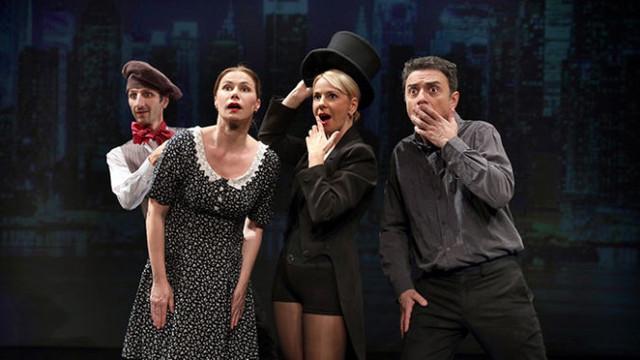 Cine am fost noi în 100 de ani   Două spectacole vor fi jucate de actorii din România pe scena Teatrului Național din Chișinău