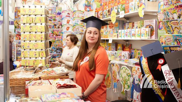 S-au dat premiile Salonului Internațional de Carte pentru Copii și Tineret